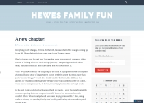 Hewes Family Fun