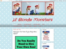 Lil' Blonde Monsters