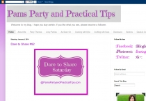 Pams Party & Practical Tips