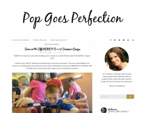 Pop Goes Perfection