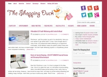 The Shopping Duck