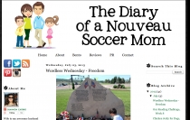 Diary of a Nouveau Soccer Mom