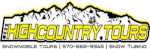 High Country Snowmobile Tours