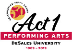 Act 1 DeSales University Performing Arts